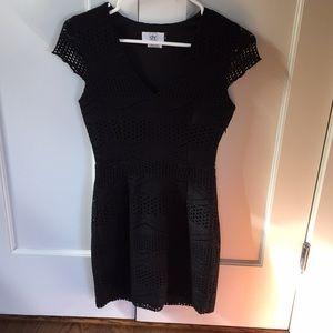 Dolce Vita mini lace dress
